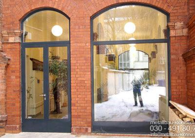 Tür- und Fensterelement