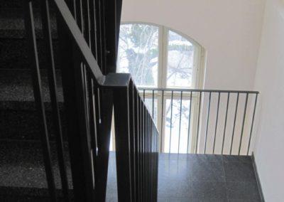 Treppenhausgeländer